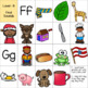 Guided Reading Picture Sorts - MEGA PACK