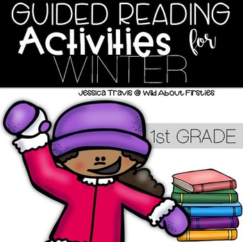 Guided Reading Activities for Winter {activities, printabl