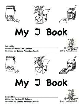 Guided Reading Alphabet Books - Letter J - Level 3