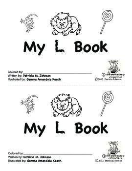 Guided Reading Alphabet Books - Letter L - Level 3