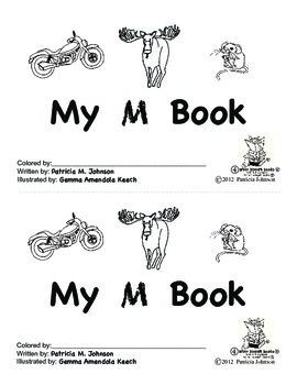Guided Reading Alphabet Books - Letter M - Level 4