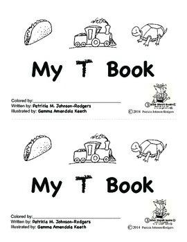 Guided Reading Alphabet Books - Letter T - Level 3
