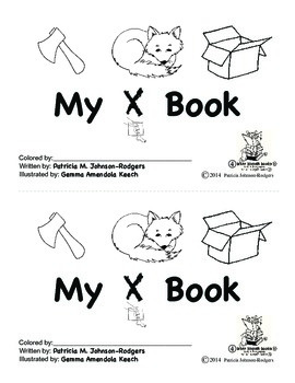 Guided Reading Alphabet Books - Letter X - Level 4