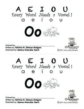 Guided Reading Alphabet Books - Vowel O - Level 1