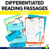 Guided Reading - April
