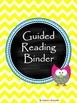 Guided Reading Chevron Owl