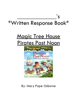 Guided Reading Comp ?sfor Magic Tree House Pirates Past Noon
