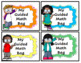 Guided Reading and Math Bag Labels
