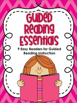 Guided Reading Essentials: 9 Guided Reading Books for Emer