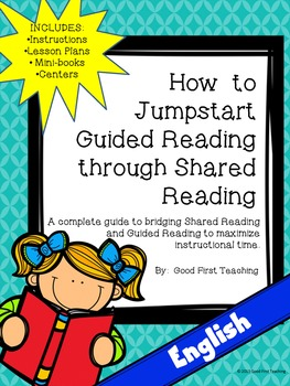 Guided Reading- How to get started: w/ Lessons, Mini-books