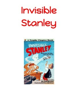 Guided Reading - Invisible Stanley