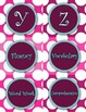 Guided Reading Labels - Pink