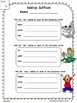 Guided Reading Language Testing and Documentation Kit for