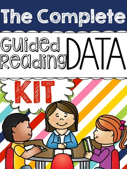 Guided Reading Binder {{EDITABLE}}