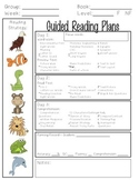 Guided Reading - Lesson Plan Template