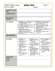 Guided Reading Level E Lesson Plan Templates and Resources