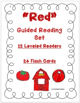 Color Book: Guided Reading Differentiated Sight Word and L