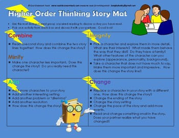 Guided Reading Mat