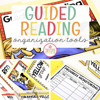 Guided Reading Materials and Forms