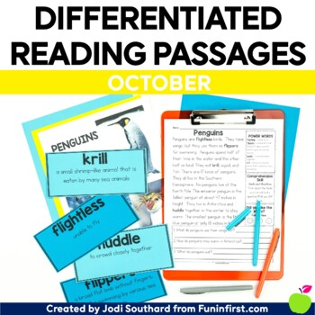 Guided Reading - October