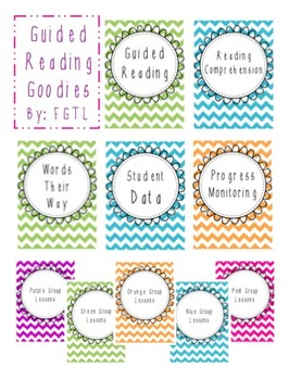 Guided Reading Pack