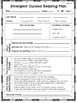 Guided Reading Plan Templates