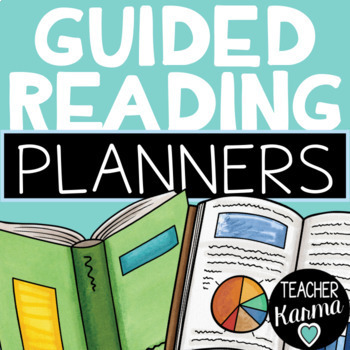 Guided Reading Planner - Organizer for Small Reading Group