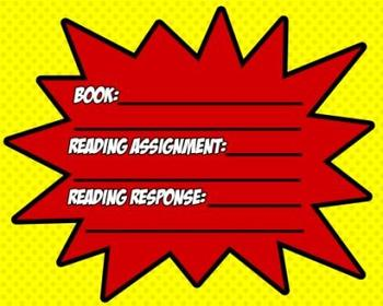 Guided Reading Posters