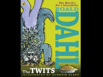Guided Reading PowerPoint The Twits Roald Dahl