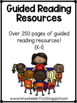 Guided Reading Resources K-1