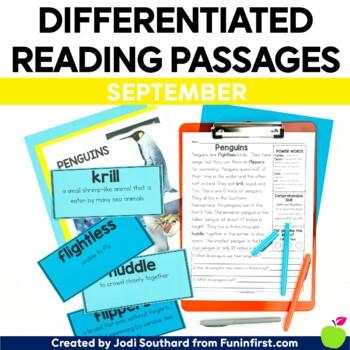 Guided Reading - September