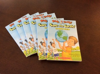 Guided Reading Set of 6: Ready, Freddy! Save the Earth!
