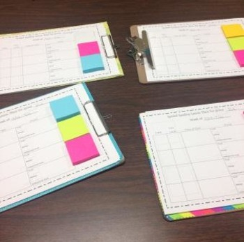 Guided Reading Small Group Lesson Plan