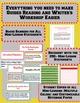 Guided Reading and Writer's Workshop Lesson Planning Mega-Bundle