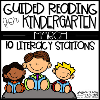 Guided Reading for Kindergarten ~ MARCH