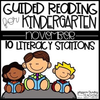Guided Reading for Kindergarten - November