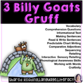 Shared & Guided Reading for Special Education with Three B