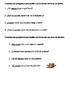 Guided notes for poder and dormir. Apuntes para poder y do