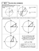 Guided unit circle notes