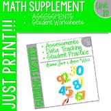 First Grade Math :Unit 10