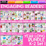 Guiding Readers: YEAR LONG BUNDLE NO PREP ELA Units for K-1