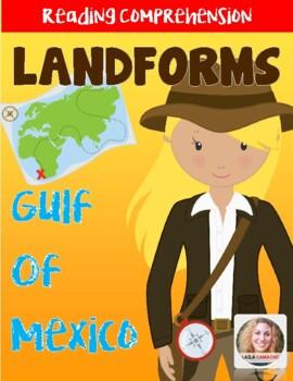 Landforms: Gulf of Mexico