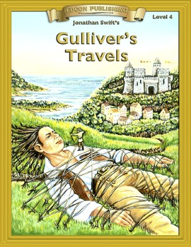 Gulliver's Travels RL4.0-5.0 flip page EPUB for iPads, iPh