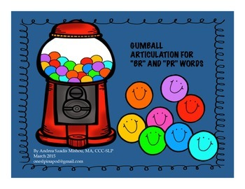 Gumball Articulation for BR and PR