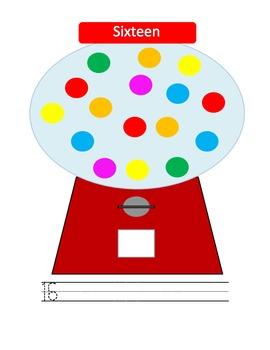 Gumball Machine Counters