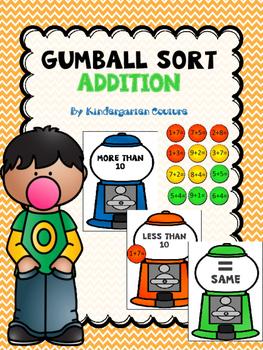 Gumball Sort -Addition