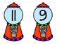 Gumball addition and subtraction