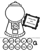 Gumballs For All: Print, Cut and Stick Activity for Articulation