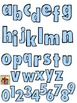 Gumbo Letter Clipart - Winter Edition