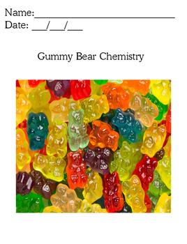 Gummy Bear Chemistry